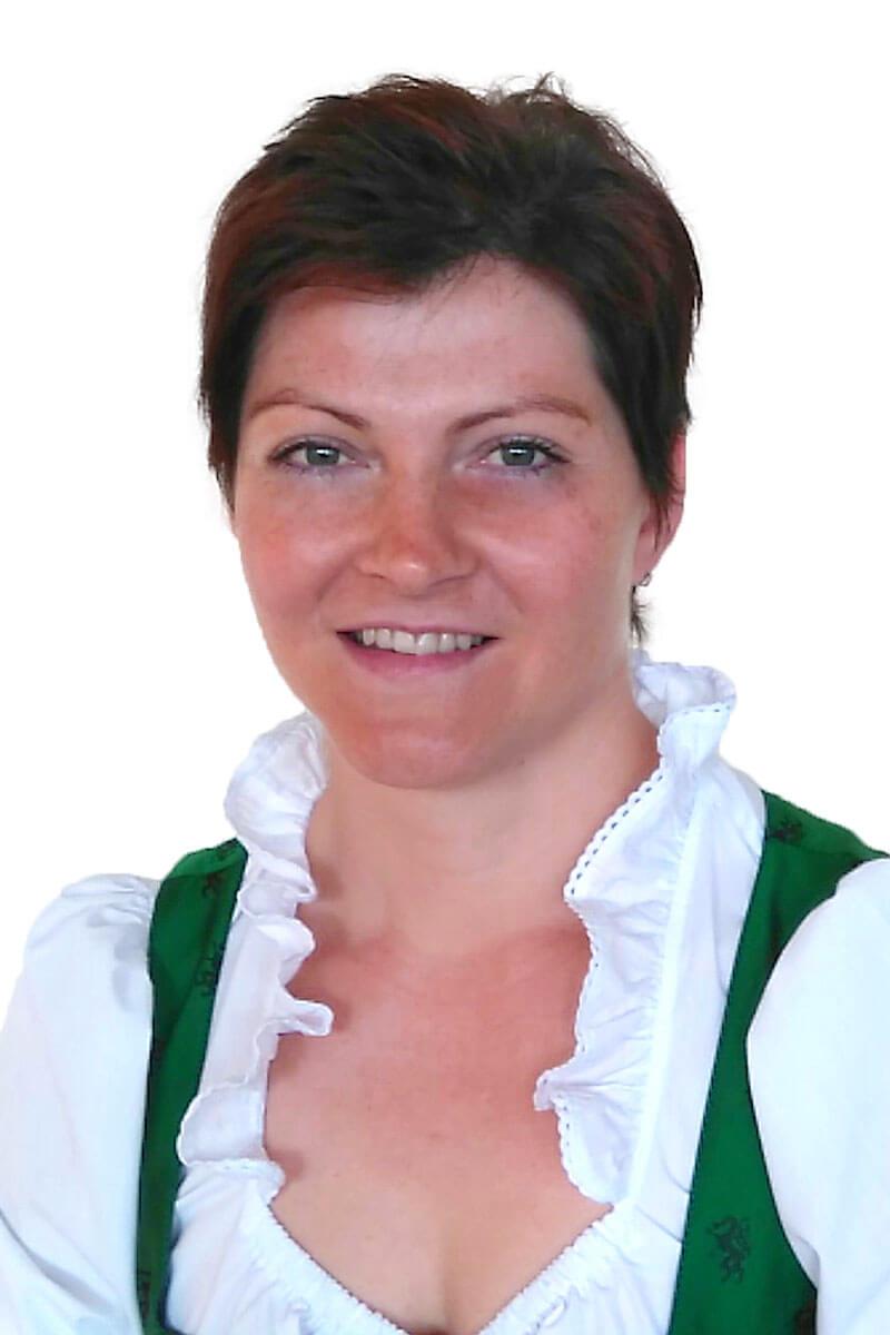 leitende Mitarbeiterin in der Gastronomie im Heilmoorbad Schwanberg