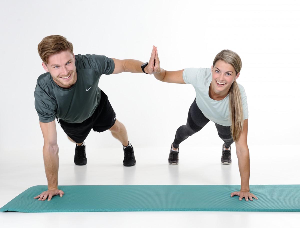 Bewegungstherapie unserer Sportwissenschafter